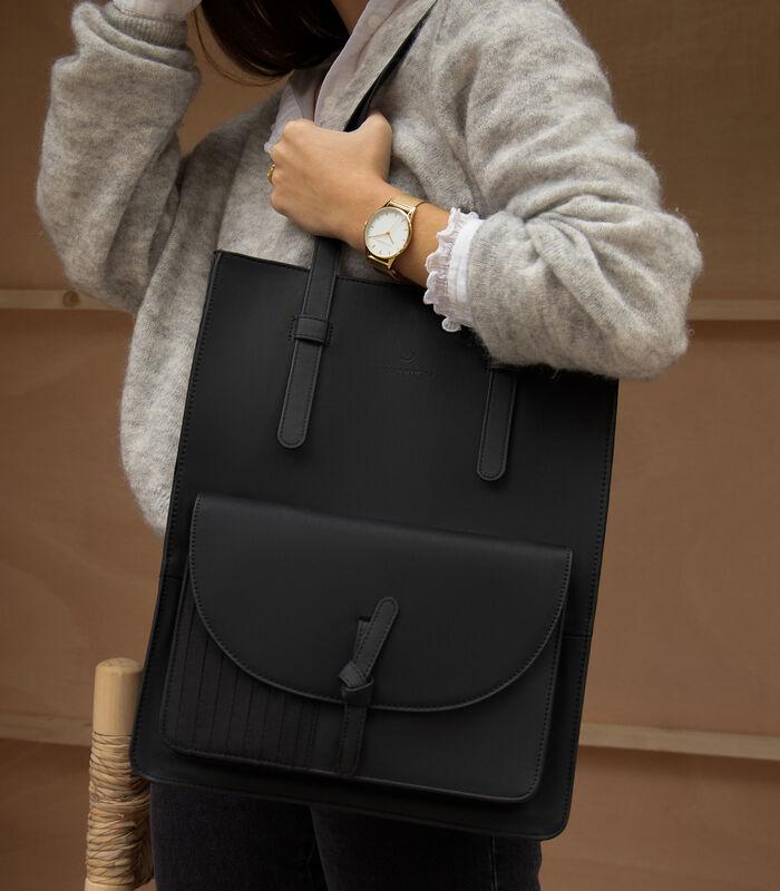Essential Bag Shopper zwart VH25001 image number 1