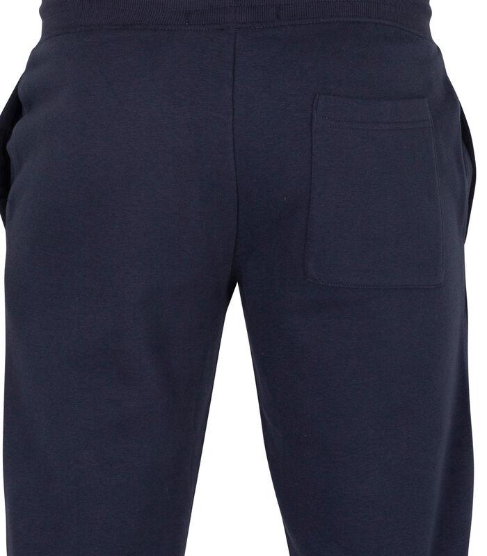Slanke joggingbroek van fleece image number 3