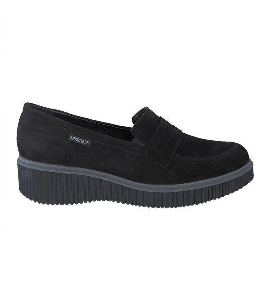 ERMIA-Loafers fluweel