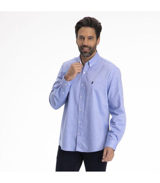 Overhemd  katoen button down kraag CAHORS
