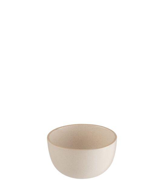 Bol Marie Ceramique Creme Large