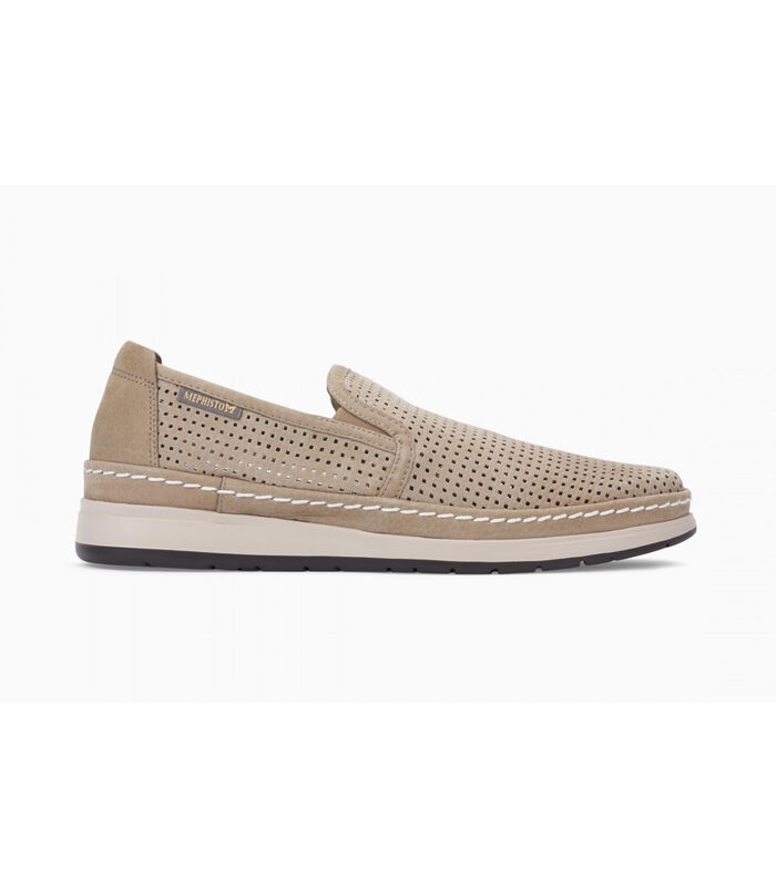 HADRIAN-Loafers fluweel image number 0