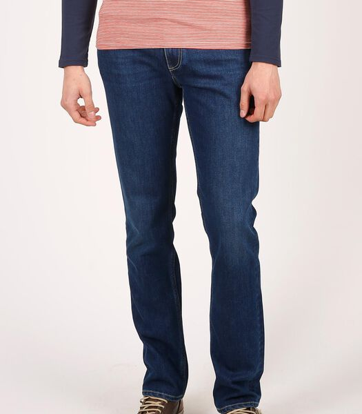 LC112 Everton Blue Used - Straight Jeans