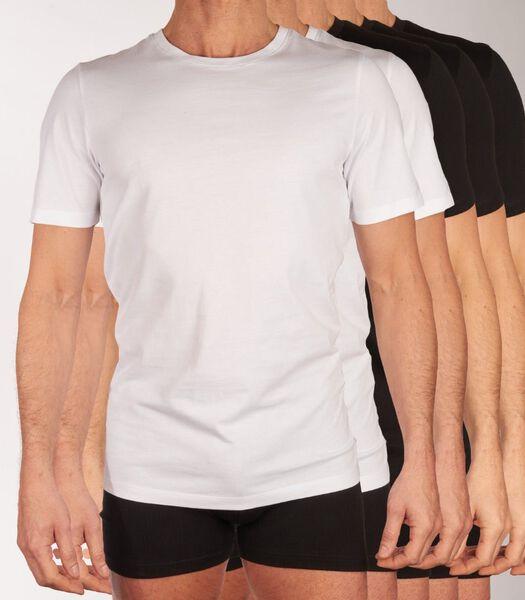 Homewear top 5 pack jjeorganic h-m