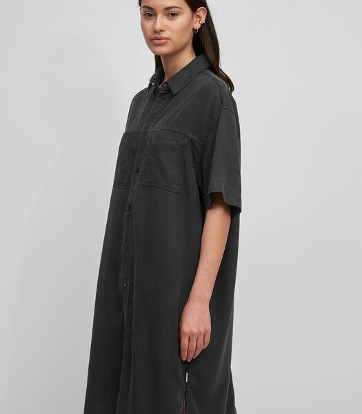 Robe en jean en lyocell Tencel™