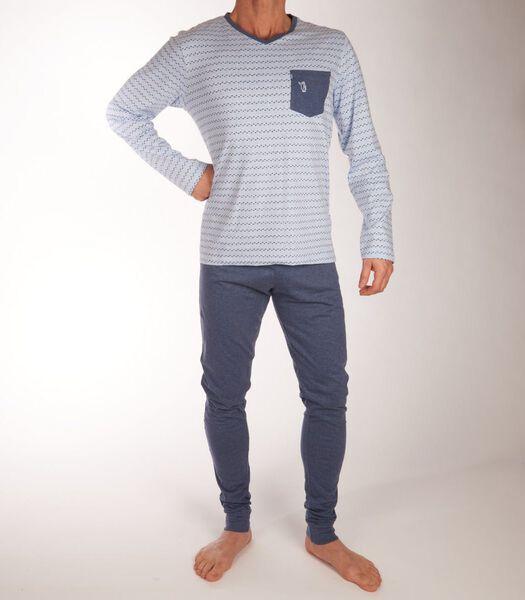 Pyjama lange broek marc h-l