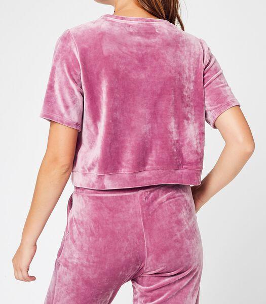 T-shirts Roze