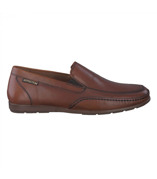 ANDREAS-Loafers leer