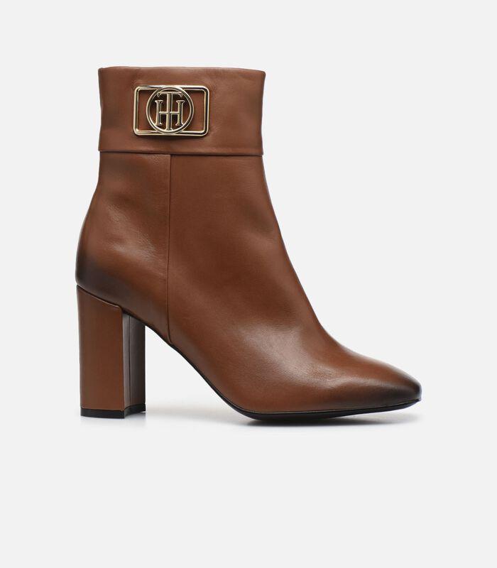 TH HARDWARE SQUARE TOE HEEL BOOT Boots en enkellaarsjes image number 4