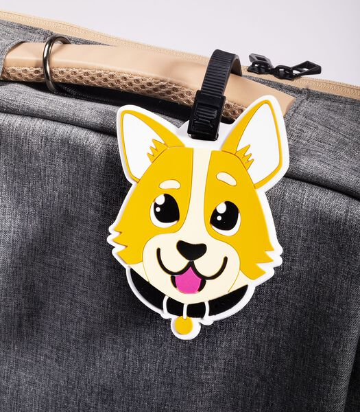 Bagagelabel - Hond
