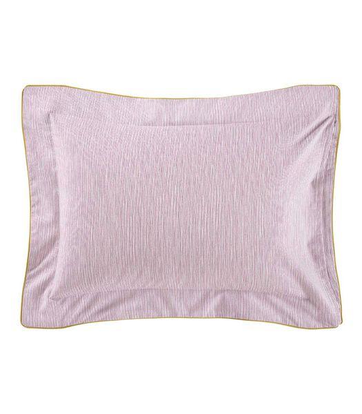 Pour Toujours - Taie d'oreiller Percale de coton 80 fils