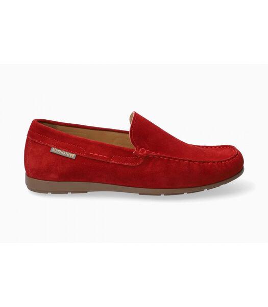 ALGORAS-Loafers leer