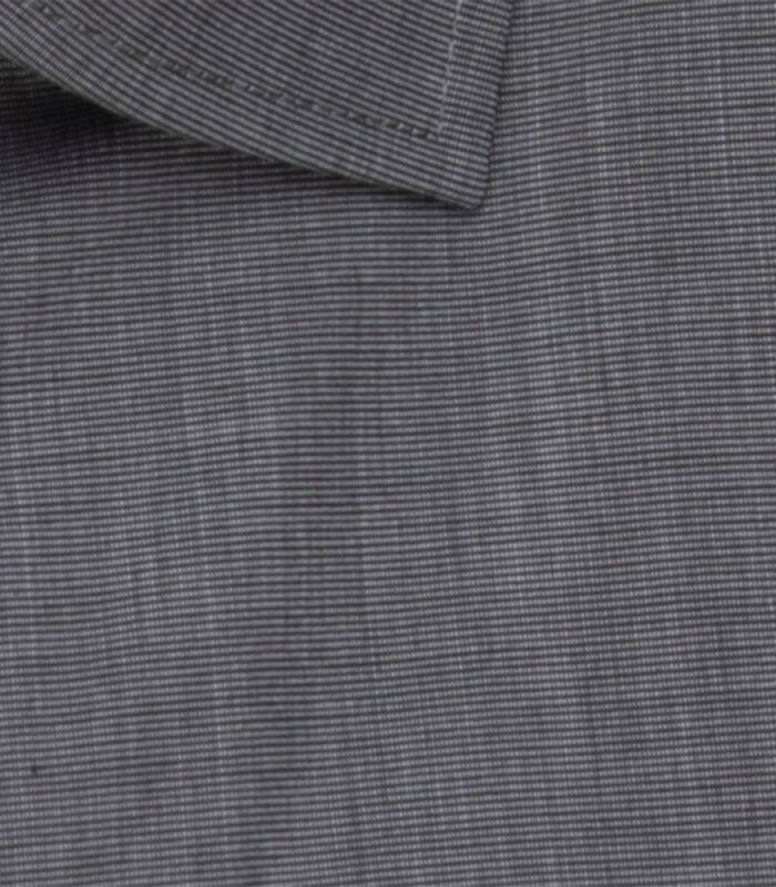 Overhemd Slim Fit Lange arm Uni image number 4