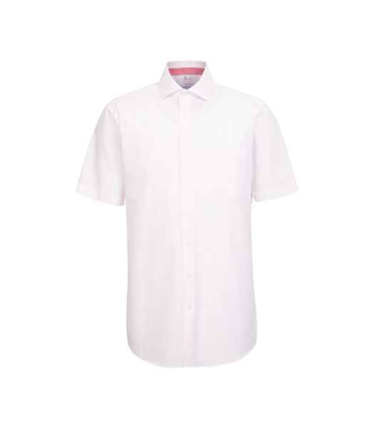 Overhemd Regular Fit Korte mouwen Stippen