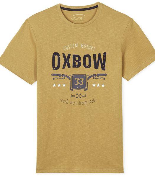 T-shirt met korte mouwen TUSTEM