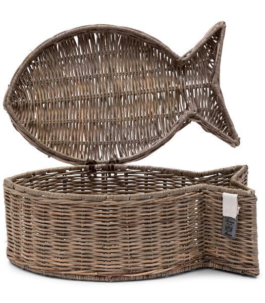 RR Tropical Fish Basket M