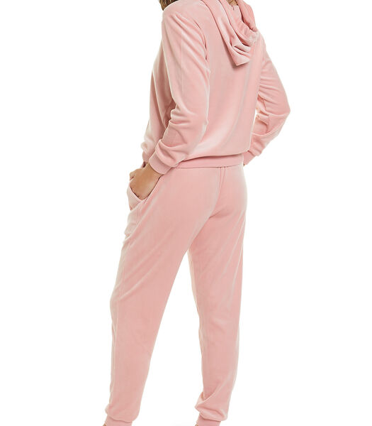 Homewear pyjama broek sweatshirt hoodie Sport