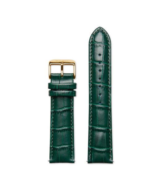 Grand Cornier Horlogeband groen MM41008