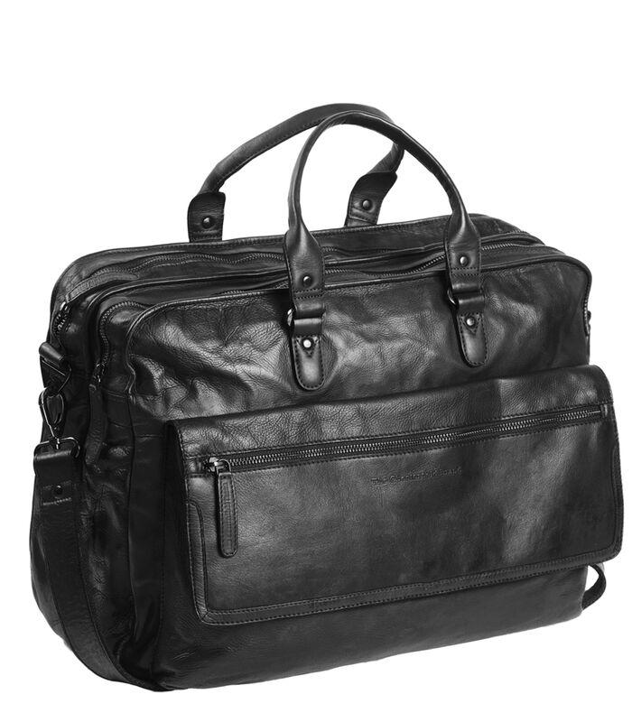 The Chesterfield Brand Rowan Laptopbag black image number 0