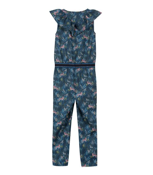 Geprinte jumpsuit