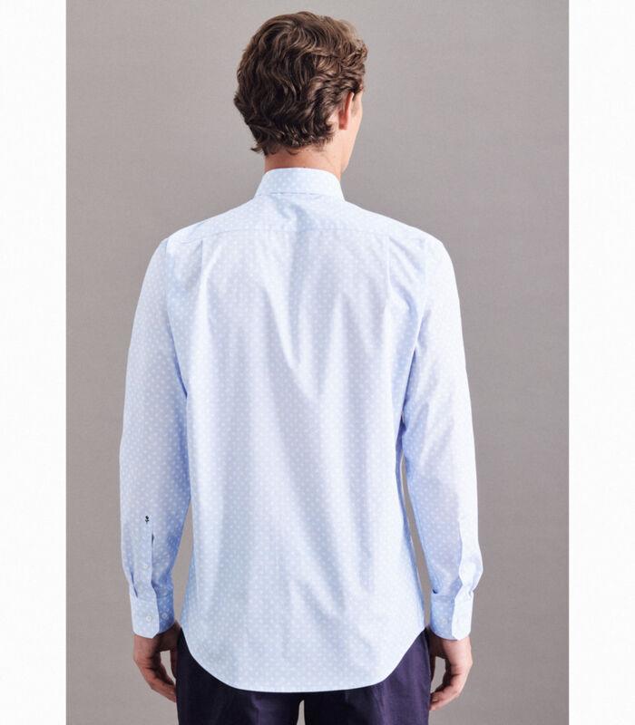 Overhemd Regular Fit Lange mouwen Print image number 1