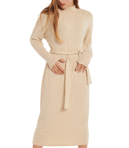 Lange jurk met lange mouwen Isadora