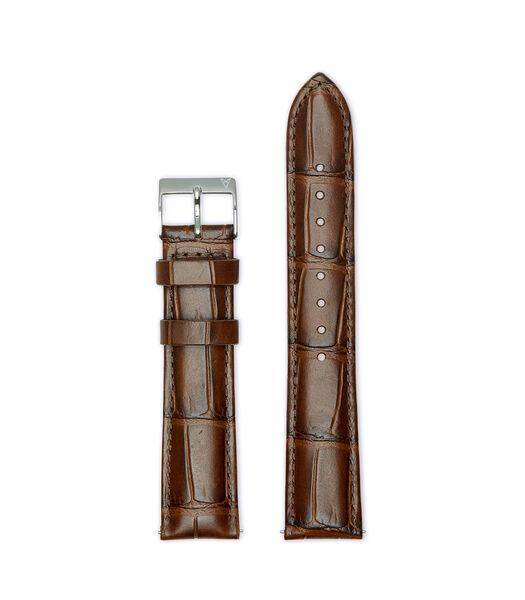 Horlogeband bruin R20S2CBR