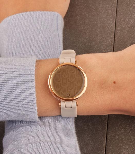 Lily Smartwatch beige 010-02384-11