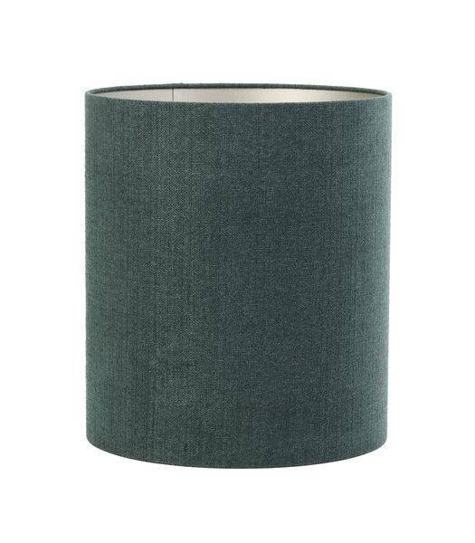 Cilinder lampenkap Emerald - Groen - Ø35x40 cm