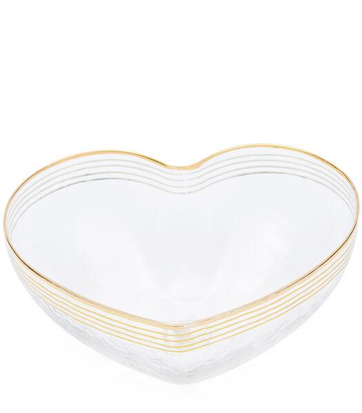 Pretty Heart Bowl