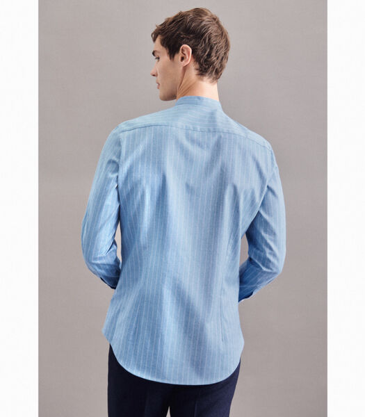 Chemise Business Slim Fit Manche longue A Rayures
