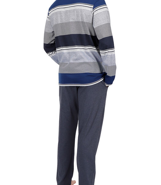Homewear pyjama broek Exquisite blauw