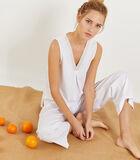 Ubud - Homewear Top zonder mouwen katoen image number 3
