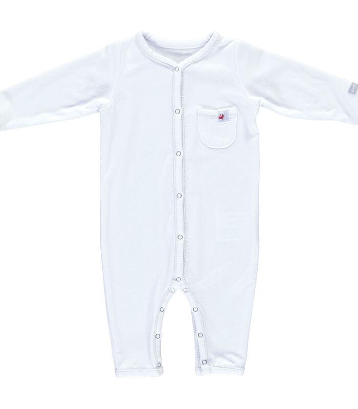 Sleepwear pyjama voor slaapzak 3-6m image number 0