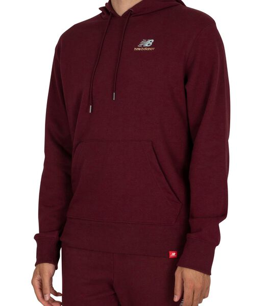 Essentials geborduurde hoodie
