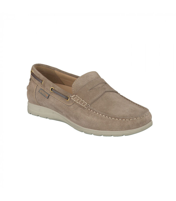 GINO-Loafers leer image number 2
