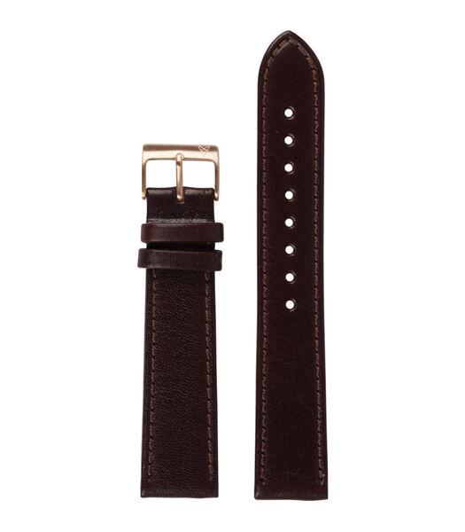 Elite Horlogeband bruin R18R1VBR
