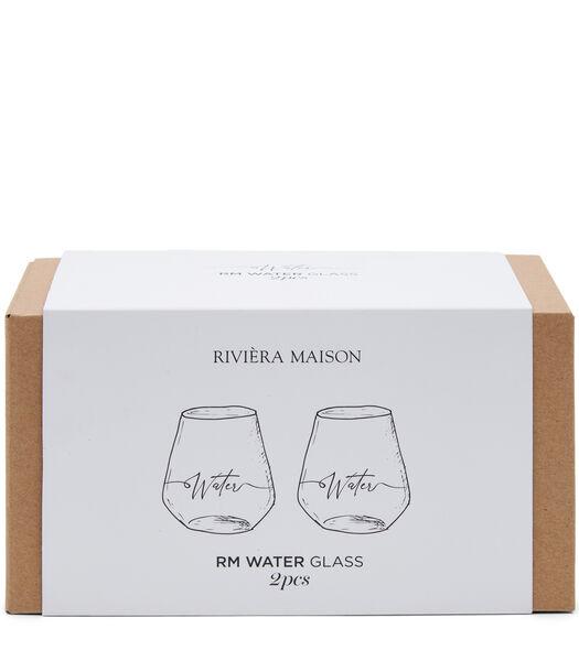 RM Water Glass 2 pcs