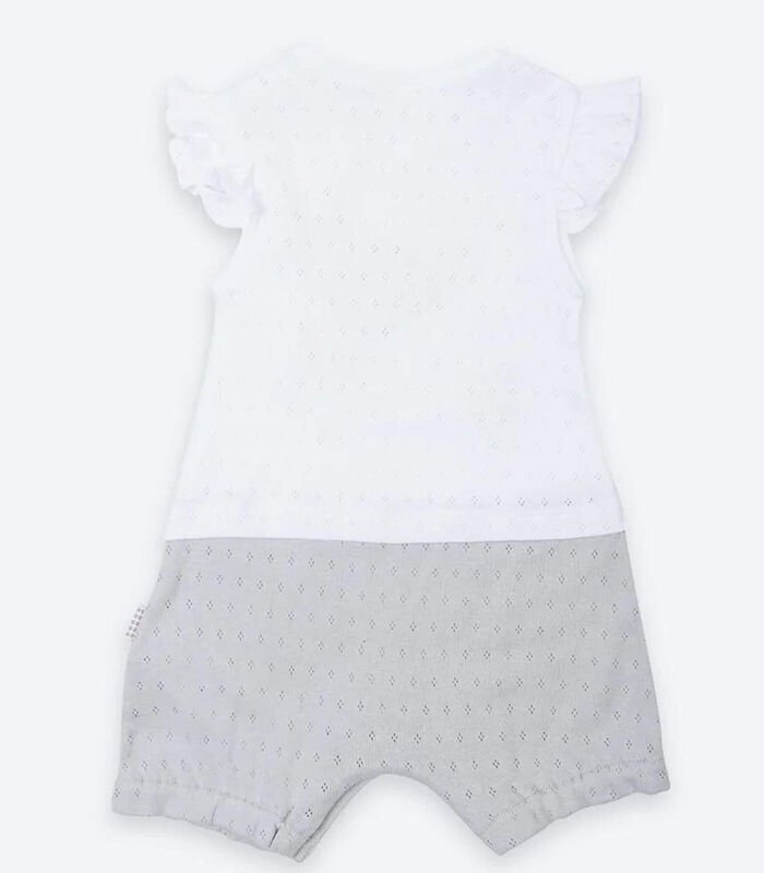 Biologisch katoenen babypakje, Doris image number 2