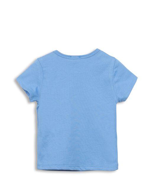 T-shirt met dinosaurusprint