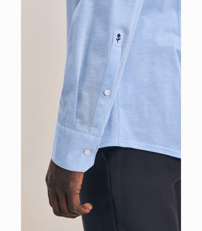 Performance hemd Slim Fit Lange mouwen Uni image number 3