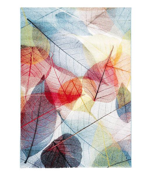 Faro - Tapis de designer - motif tropical feuilles