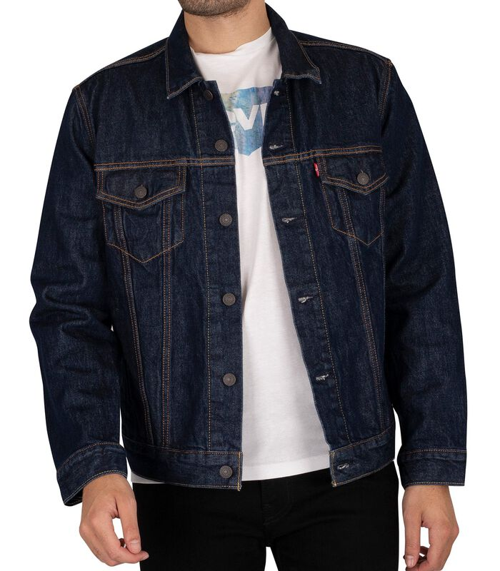 The Trucker Jacket image number 0