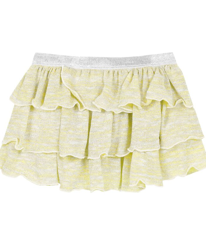 Ruffle rok image number 1