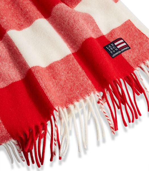 Sjaal Massachusetts mix gerecycleerde wol