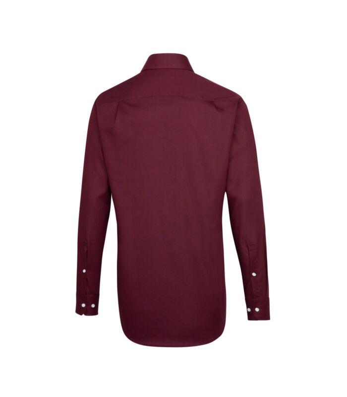Overhemd Regular Fit Extra lange arm Uni image number 1