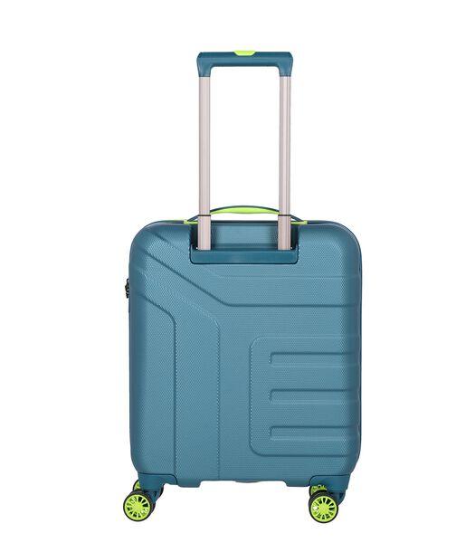 Travelite Vector 4 Wheel Trolley S essence / lime