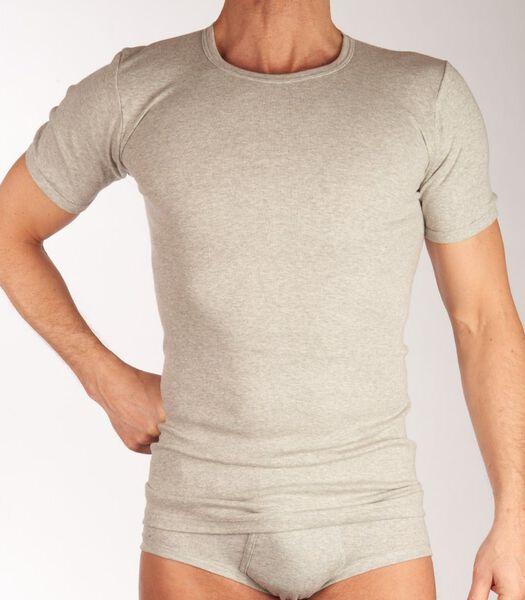 T-shirt ronde hals basic h-xxl