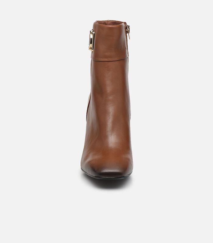 TH HARDWARE SQUARE TOE HEEL BOOT Boots en enkellaarsjes image number 1