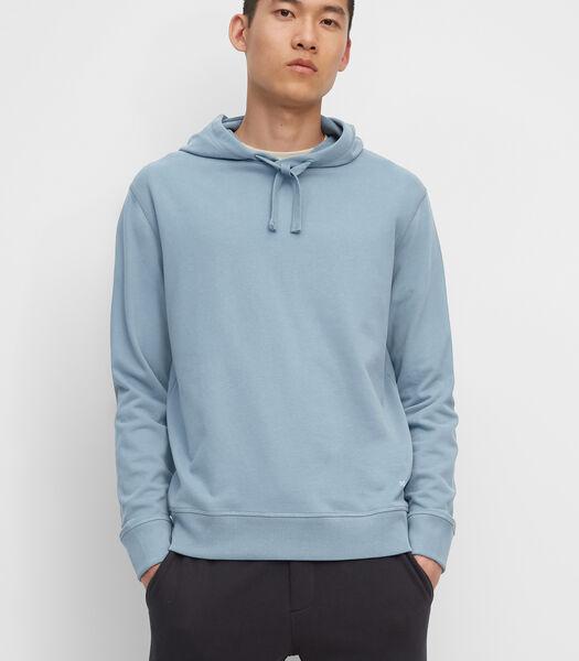 Sweatshirt met capuchon van organic cotton